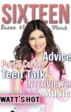 Sixteen Magazine Issue #1 March/April 2014 by SixteenMagazine