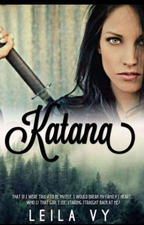 Katana ✔ by RamenLady