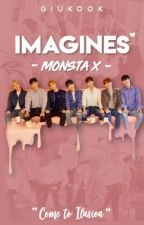 ↳ Imagines Monsta X  by giukook
