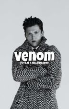 Venom (P.P/S.M x Male!Reader) by allalalalaa