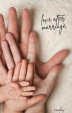 love after marriage. | lmj+kcc | abo [hiatus] by PandaDeSeattle