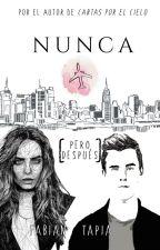 NUNCA [PERO DESPUÉS] by FabianTapiaEscritor
