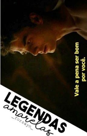 Legendas Amarelas by _forzayn_