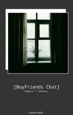 【BOYFRIENDS CHAT】✧VK. by SunshineGK