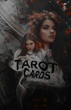 tarot cards • wanda maximoff by siIvered