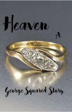 Heaven II ( George Squared ) by TheBasicOwl