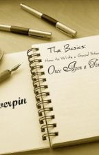 The Basics: How to Write a Good Story by Flowerpin
