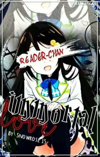 Immortal Love (Yandere! Males X Fem.Witch! Fujoshi! Reader) | DISCONTINUED