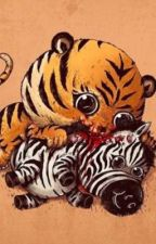 Cute animals eating each other  by charlie_deathwish