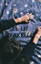 Le lit d'Axelle by larmesmauves