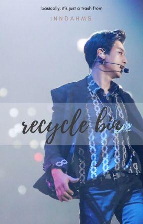 Recycle Bin by InndahMs
