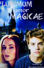 Plurimum amor magicae (HP-FF) by AlexandraPetrasova