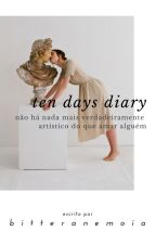 Ten Days Diary - Tom Hiddleston by wmaxmoff