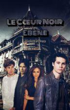 Le Cœur Noir Ébène by VioletteOreo