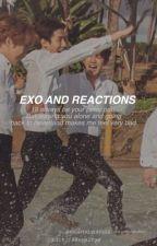 •EXO REACTİONS• (ara verildi) by jongislove