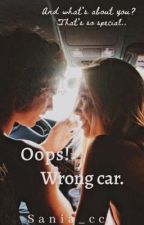 Oops! Wrong Car. by sania_cc