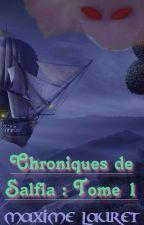 Chroniques de Salfia Tome 1 : La création du Mohanegrad by LauretMaximeTHM