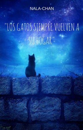 """""""Los Gatos Siempre Vuelven a su Hogar"""" - Nala-chan by Nala-chan"""