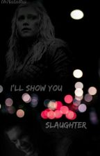 I'll show you slaughter (Jerome Valeska) by thNatallia