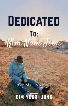 ~Dedicado a: Kim Namjoon~ by KimYooriJung