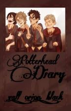 Potterhead diary by vall_orion_black