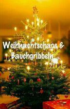 Weihnachtschaos und Bauchgribbeln by Jo-Jo04