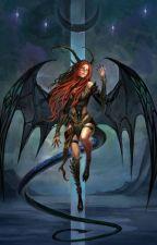 Дочь Дьявола  by user81074655