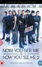 Now You See Me Imagines by WritelikeJughead
