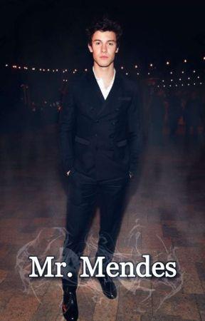 Mr. Mendes by SureOfMyselff