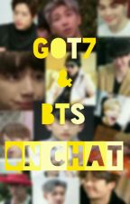 BTS & GOT7 ON CHAT🌈 by wonderfulmyg