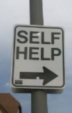 Self Help Book by kendragoodnight