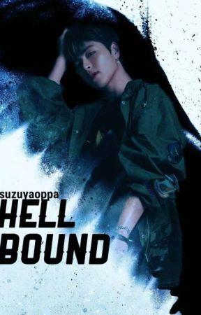 Hell Bound | JunHwan | by barnesbabee