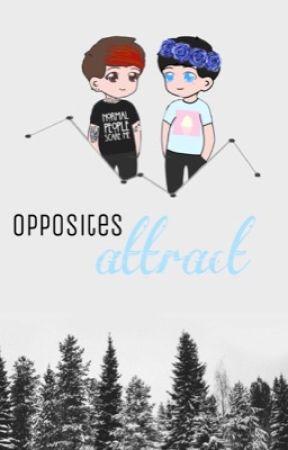 Opposites Attract ➣ Dan X Phil by Wolfie2212