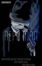 Repo Man (Mafia!Sans x Reader) by morrow-