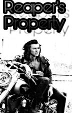 Reaper's Property /adaptación Larry Stylinson // by JustLikeYou18