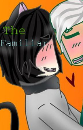 The familiar. Zanvis  Mystreet AU~! (Also featuring Vylante and Garrence) by Fanfics_fix