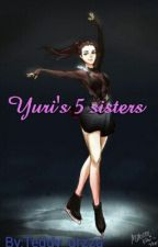 Yuri's sister! yuri on ice by teddy_urzza