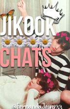 Jikook chats by FernandaJeon233