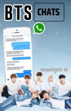 «BTS CHATS» by moonlight_ln
