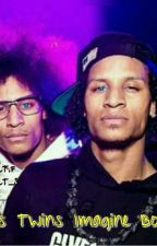 Les Twins Imagine Book  by LesTwins_Stories