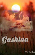 """PO BUKU """"Gashina"""" by Jingle_Bubble"""