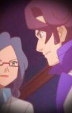 Pokemon XY - Professor Love Troubles by lil_steph