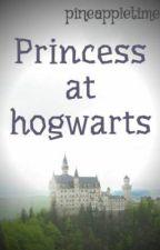 Princess at hogwarts by pineappletime123
