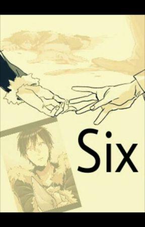 Six (Shizaya) by Ferrooy