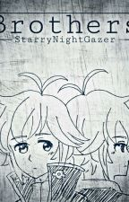 Brothers: (NNT/SDS Fanfic) by StarryNightGazer