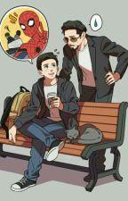 Padre e hijo by smalllady416