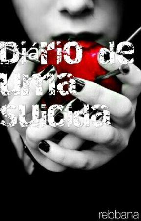 Diario de uma suicida by rebbana