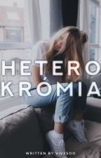 Heterokrómia  by vivzsoo
