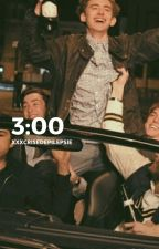 3:00 by xxxcrisedepilepsie