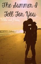The Summer I Fell For You (A Nash Grier/Shawn Mendes fanfiction) by millieandhaley